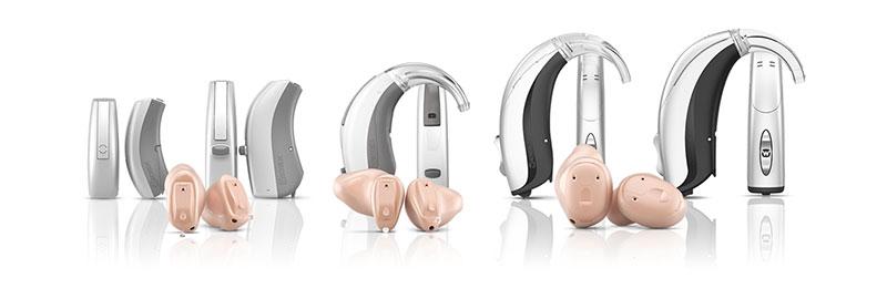 Widex Unique hearing aids
