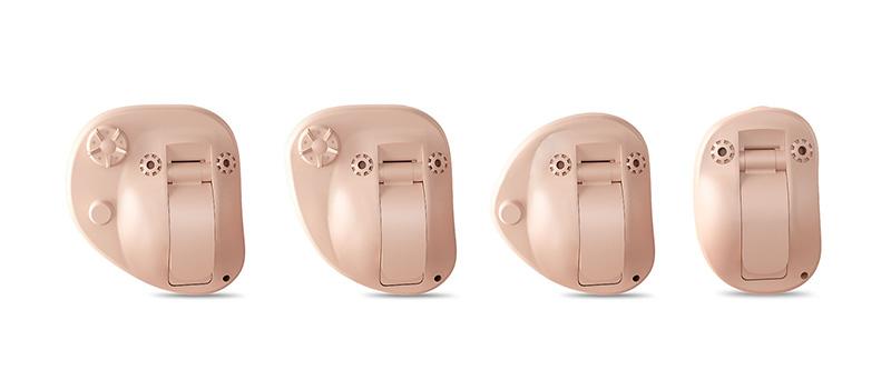 Widex Customn hearing aids
