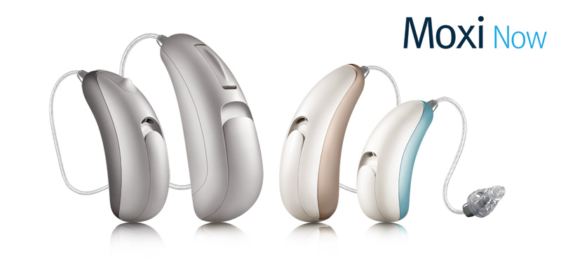 Unitron Moxi Now hearing aids