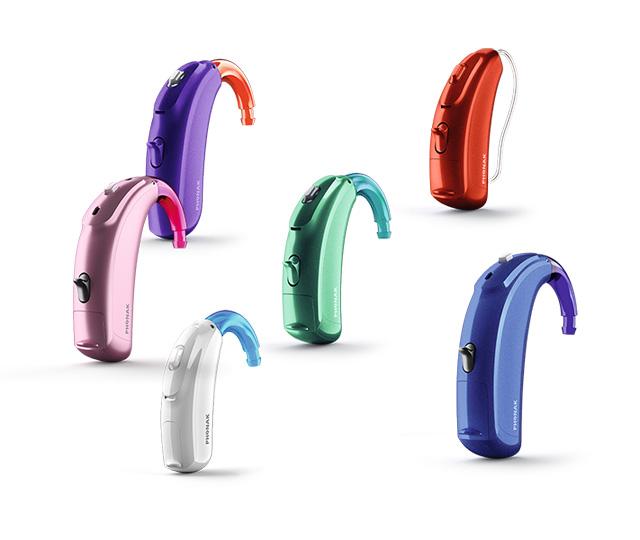 Oticon Alta2 hearing aids