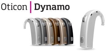 Oticon Dynamo hearing aids