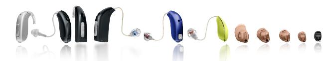 Oticon Ria2 hearing aids