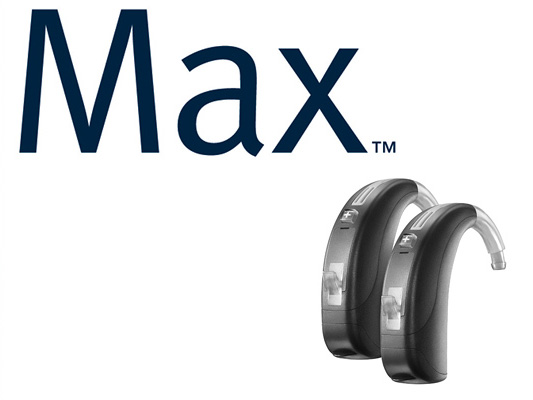 Unitron Max hearing aids
